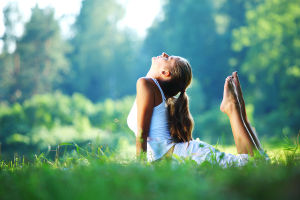 How to breathe correctly during yoga?